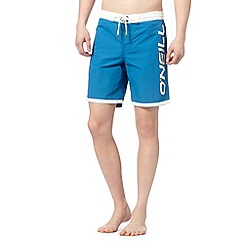 O'Neill - Blue side logo swim shorts