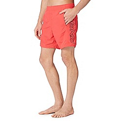 O'Neill - Red logo side swim shorts