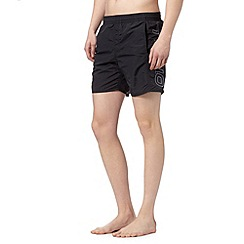 O'Neill - Near black side logo swim shorts