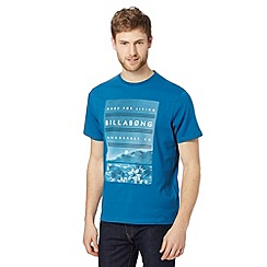 Billabong - Blue 'Boardshort' t-shirt