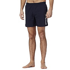 Speedo - Navy plain swim shorts