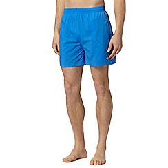 Speedo - Blue classic swim shorts