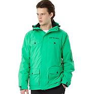 Green Clancy Performance jacket