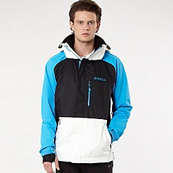O'Neill - Black colour block tech jacket
