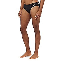 Speedo - Black swimming briefs
