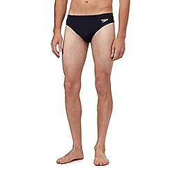 Speedo - Navy swimming briefs