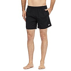 Speedo - Black chlorine resistant swim shorts