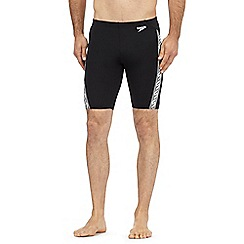Speedo - Black 'Endurance+' shorts