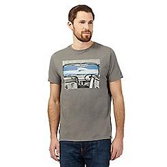 Animal - Grey camper van print t-shirt