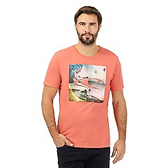 O'Neill - Orange framed image print t-shirt