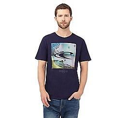 O'Neill - Navy 'Capture Frames' print t-shirt
