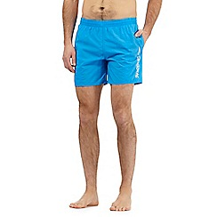 Speedo - Light blue Scope logo swim shorts