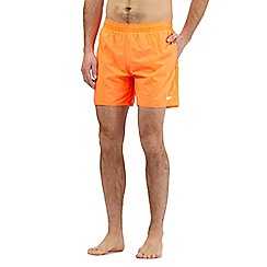 Speedo - Orange swim shorts