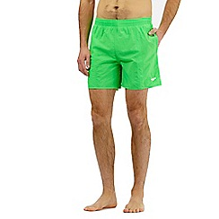 Speedo - Green swim shorts