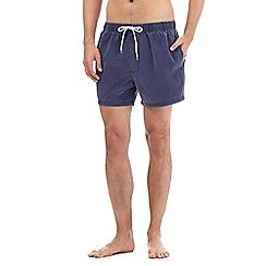 Red Herring - Big and tall navy swim shorts