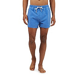 Red Herring - Blue swim shorts