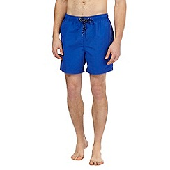 Maine New England - Big and tall turquoise basic swim shorts