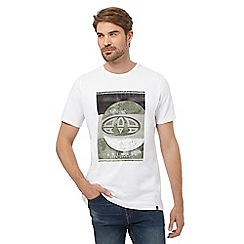 Animal - White graphic print t-shirt
