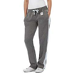 Animal - Light grey contrast jogging bottoms