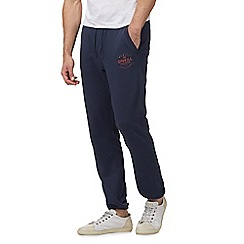 O'Neill - Navy cuffed jogging bottoms