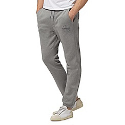O'Neill - Grey cuffed jogging bottoms
