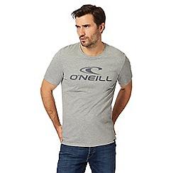 O'Neill - Grey logo print vest