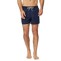 O'Neill - Navy logo print swim shorts