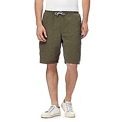 Mantaray - Khaki cargo shorts