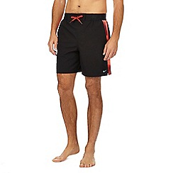 Nike - Black tipped swim shorts
