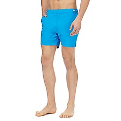 Red Herring - Blue tailored swim shorts