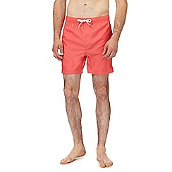Red Herring - Pink swim shorts