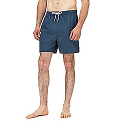 Red Herring - Navy swim shorts