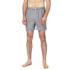 Red Herring - Grey swim shorts