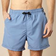 Blue essential swim shorts