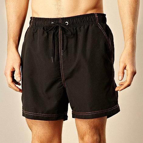 Maine New England - Black essential swim shorts