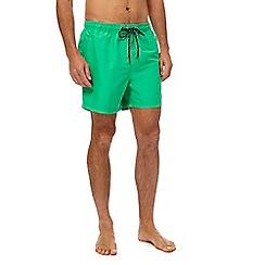 Maine New England - Green swim shorts