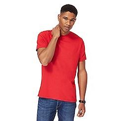 Maine New England - Red crew neck t-shirt