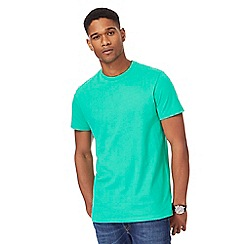 Maine New England - Green crew neck t-shirt