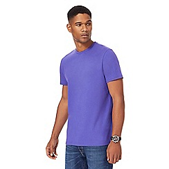 Maine New England - Purple crew neck t-shirt