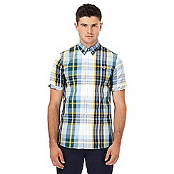 Fred Perry - Multi-coloured checked shirt