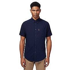 Ben Sherman - Navy Oxford shirt