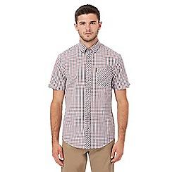 Ben Sherman - Multi-coloured checked shirt