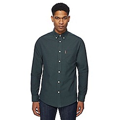 Ben Sherman - Green Oxford shirt