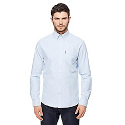 Ben Sherman - Light blue Oxford shirt