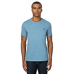 Fred Perry - Grey tipped t-shirt