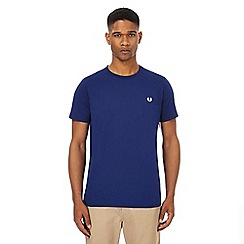 Fred Perry - Blue crew t-shirt