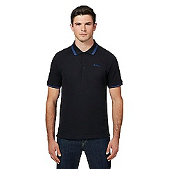 Ben Sherman - Black tipped polo shirt