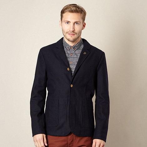 Farah 1920 - Navy wool blend blazer