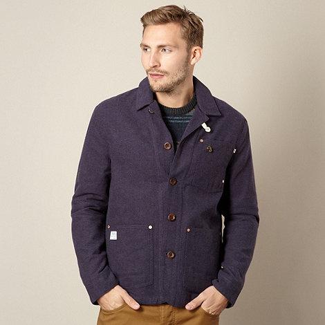 Farah 1920 - Dark blue twill jacket