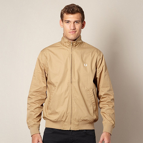 Fred Perry - Natural zip through jacket